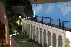 Viaduc et tunnel des Roches