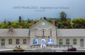 Gare d'Argenton - réseau du CMFBB
