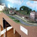 Gare de Chabenet et viaduc sur la Bouzanne 08/2013