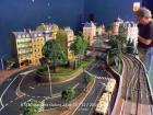 Magnifique réseau de trolley et tram