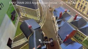 Les Tramways de la Sarthe (vue aérienne)