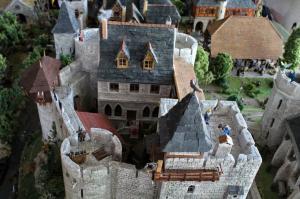 Village medieval 01